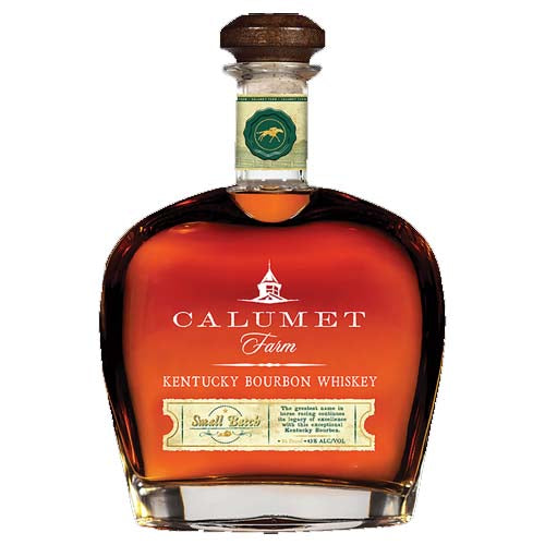 CALUMET FARM SMALL BATCH BOURBON WHISKEY