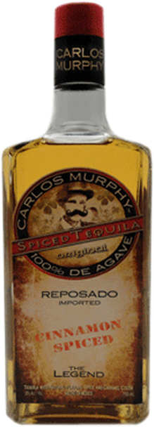 CARLOS MURPHY SPICED TEQUILA 750ML