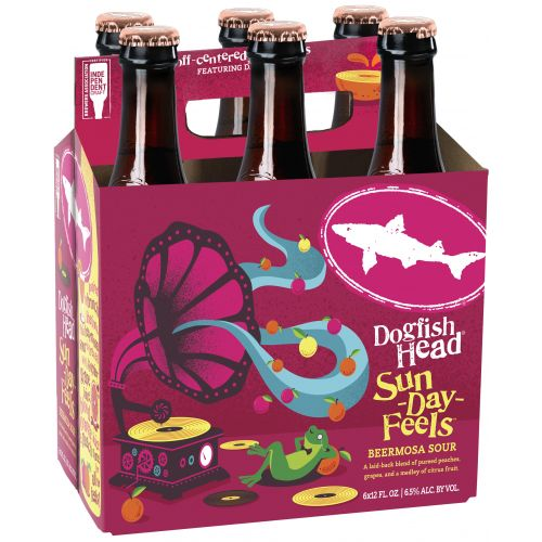 DOGFISH HEAD SUNDAY FEELS 6 PACK