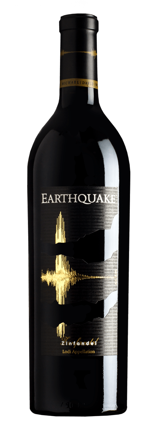 EARTHQUAKE ZINFANDEL 750ML