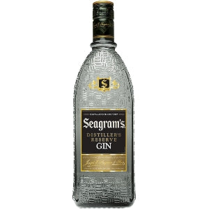 SEAGRAMS DISTILLERS RESERVE GIN 750ML