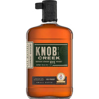 KNOB CREEK RYE SMALL BATCH WHISKEY
