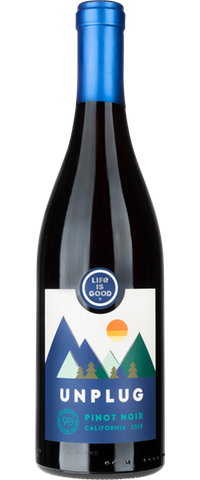 LIFE IS GOOD PINOT NOIR 750ML