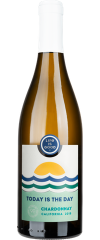 LIFE IS GOOD CHARDONNAY 750ML