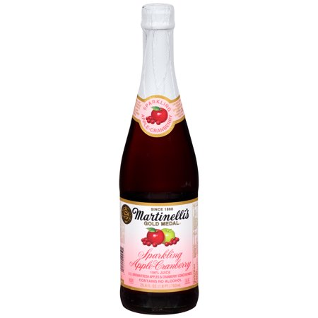 MARTINELLI CIDER APPLE-CRANBERRY 25OZ