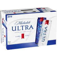 MICHELOB ULTRA 12OZ CANS CASE