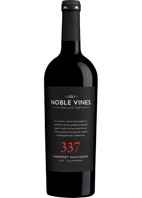 NOBLE VINES 337 CABERNET LODI