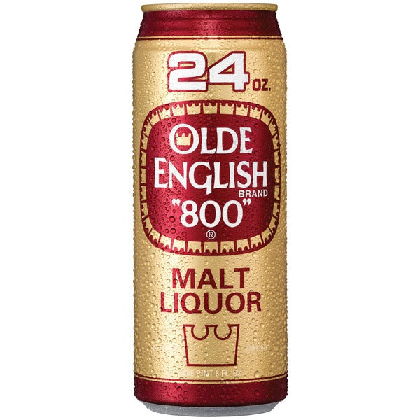 OLD ENGLISH 24OZ CAN