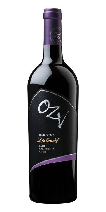 OLD ZIN VINES RED BLEND 750ML