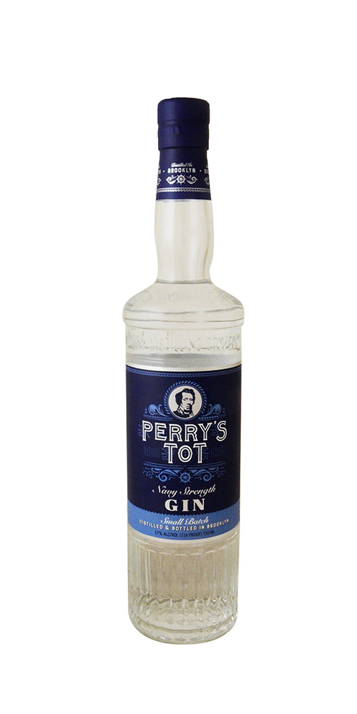 PERRYS TOT NAVY STRENGTH  GIN