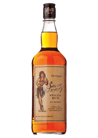 SAILOR JERRY SPICED RUM