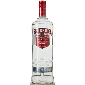 SMIRNOFF 80 PROOF VODKA