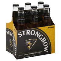 STRONGBOW ORIGINAL CIDERS 6-PACK BOTTLES