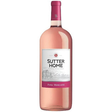SUTTER HOME PINK MOSCATO