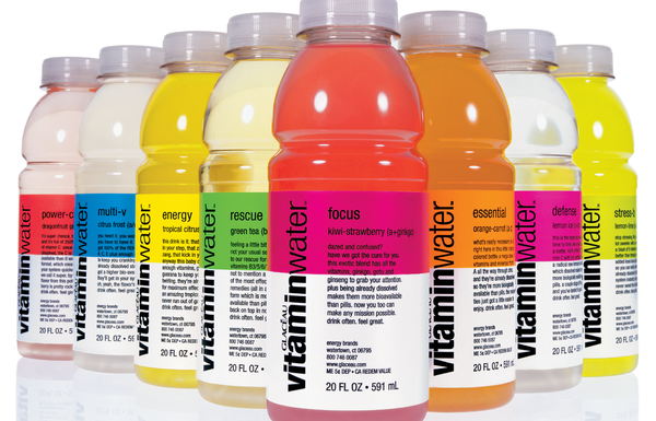 VITAMIN WATER  CASE ONLY