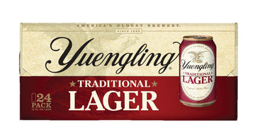 YUENGLING LAGER 12OZ CANS