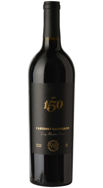 90+  CABERNET SPRING MOUNTAIN LOT 150