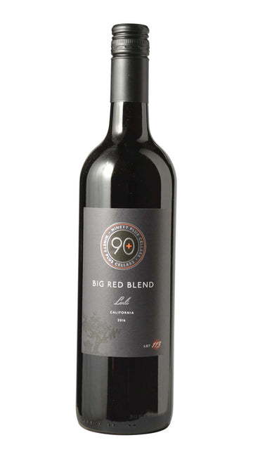 90+ BIG RED BLEND LOT 113