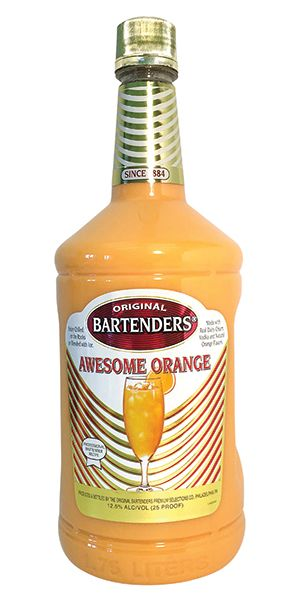 BARTENDERS AWESOME ORANGE