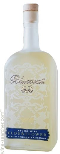 BLUECOAT ELDERFLOWER GIN