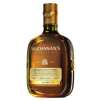 BUCHANANS MASTER BLENDED