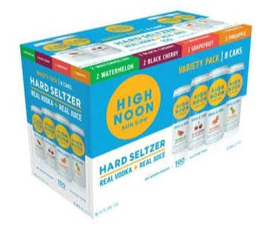 HIGH NOON VARIETY 8-PACK CANS