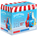 SEAGRAMS ESCAPES ITALIAN ICE  VARIETY COOLERS 12 PACK