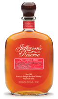 JEFFERSON'S RESERVE PRITCHARD HILL CAB CASK BARREL SELECT 750ML