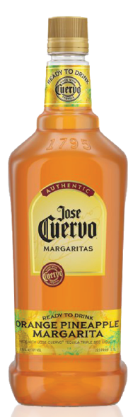 JOSE CUERVO AUTHENTIC ORANGE-PINEAPPLE MARGARITA