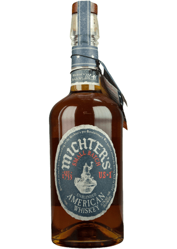 MICHTER'S SMALL BATCH US 1 UNBLENDED WHISKEY
