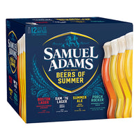SAMUEL ADAMS SEASONAL ASST 12-PACK BOTTLES
