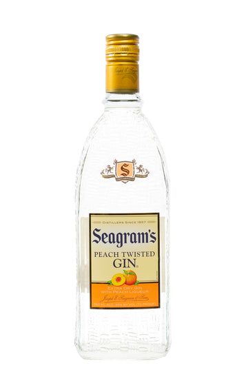 SEAGRAMS PEACH  GIN
