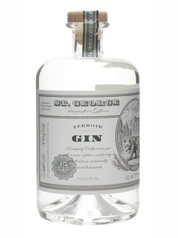 ST GEORGES TERROIR GIN