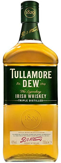 TULLAMORE DEW 80 PROOF