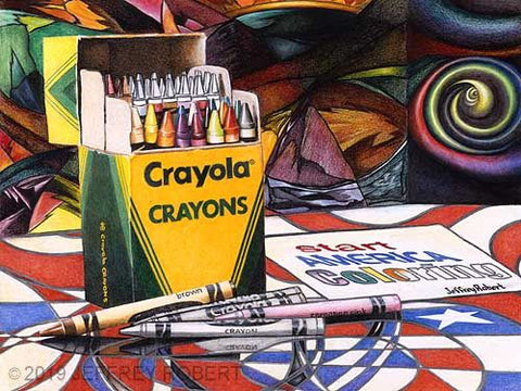 "BIG 48 ""Crayon Box"""