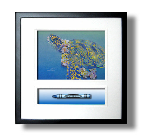 HONU ALOHA Crayon Collectible Gift Line