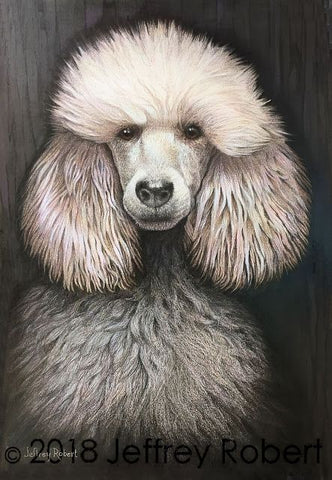 MAGNIFICENT POODLE