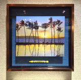 WAILEA SUNSET Crayon Collectible