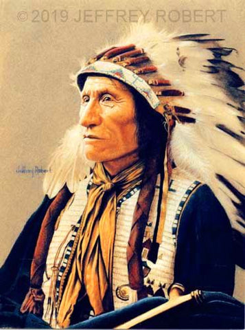 CHIEF BLACK BEAR