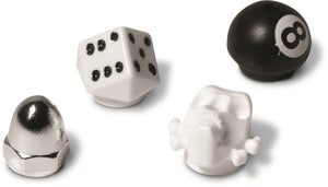 Rock Crazy Nuts- 4pcs