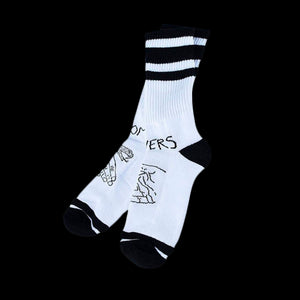 Doom Sayer Socks