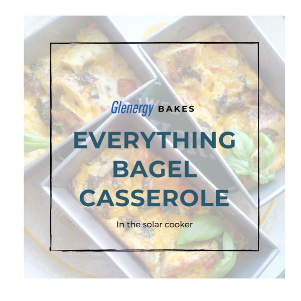 Everything Bagel Casserole