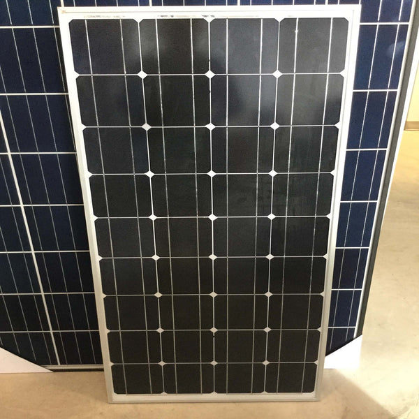 100 Watt - Glenergy High Efficiency Solar Panel (Aluminum)