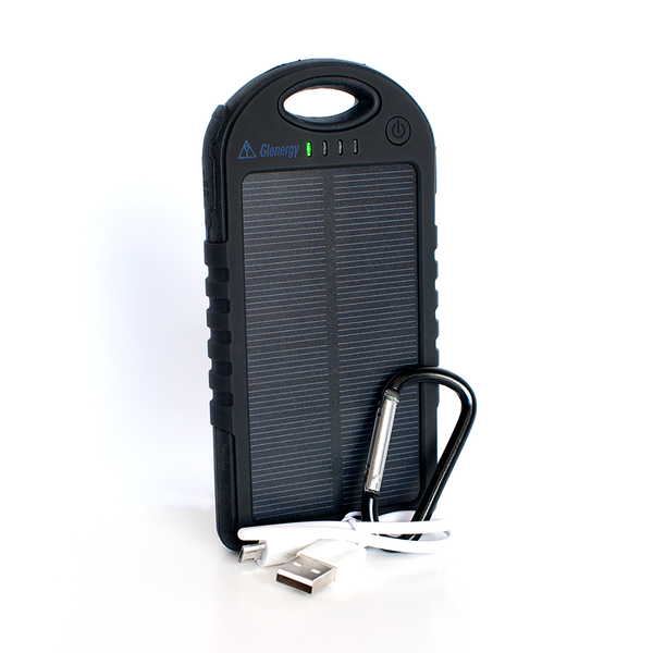 Bold Solar Cell Phone Charger - Glenergy - Canada