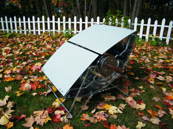 Glenergy Solar Cooker Reflector Extensions