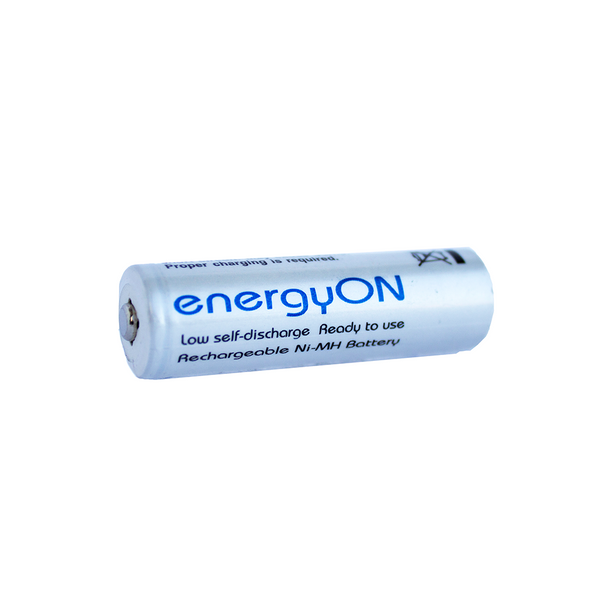energyON AA Rechargeable Ni-Mh Battery - Glenergy Inc.