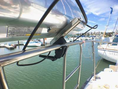 GoSun Sport with Marine Clamp
