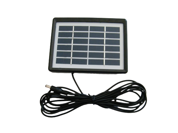 Off Grid Radio 5V with Solar Panel and Light