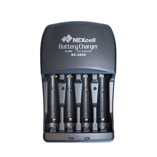 NEXcell Battery Charger - Glenergy Inc.