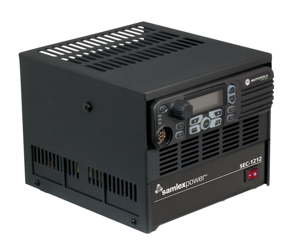Base Station Radio Cabinets & Power Supply Combination Units